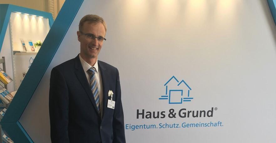Haus & Grund Landsberg beim Zentralverbandstag in Hannover vertreten